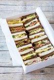 Box 1: Sandwich Box_