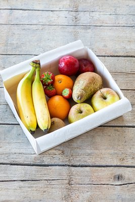 Box 4: Fruit Box